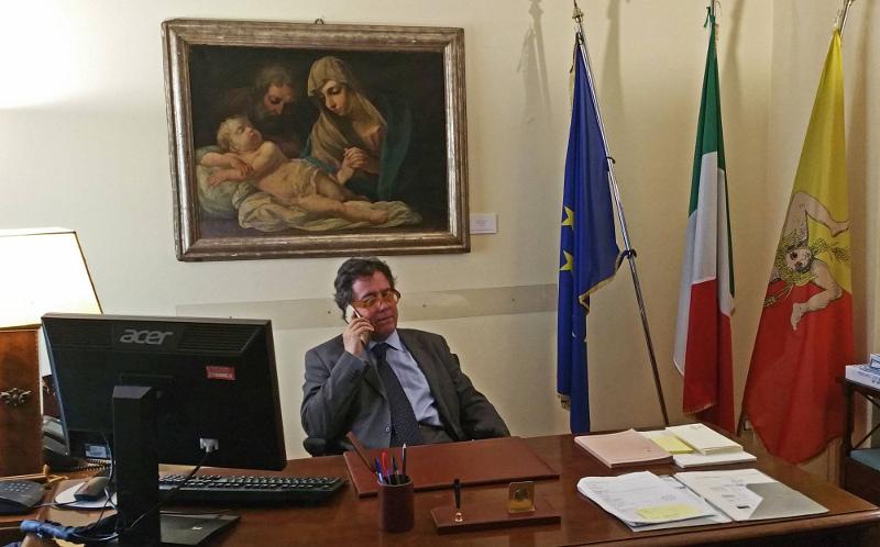 Cordoglio per il prof. Sebastiano Tusa