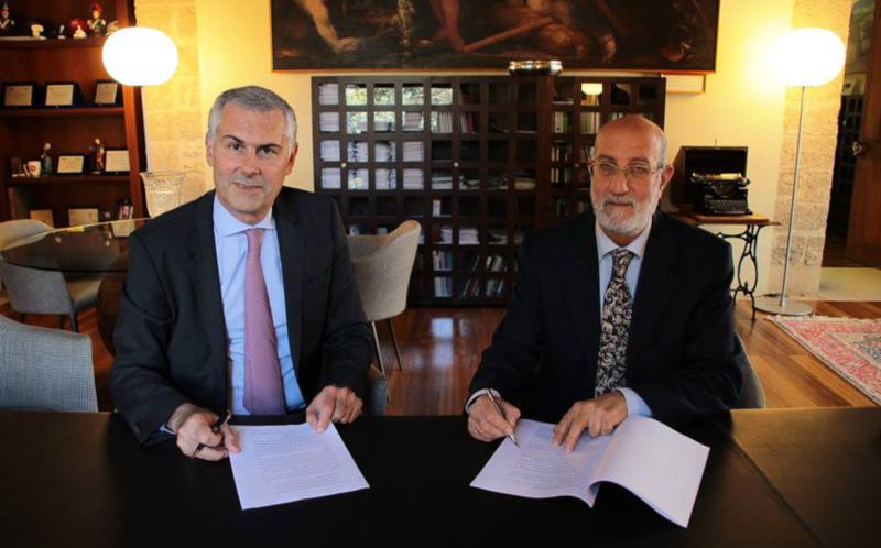 Convenzione Consorzio Unicl-Unipa per sviluppo e riduzione costi